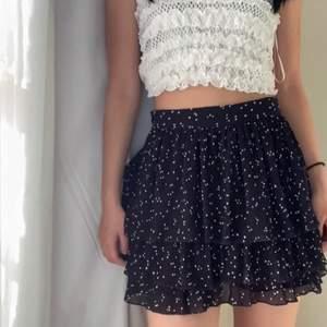 Superfin kjol från Zara, storlek S, bud från 100kr+frakt🤍