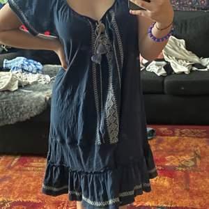 En sommar klänning som inte används💕🌿 frakt tillkommer📦
