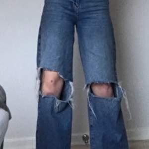 Svinsnygga jeans från gina💞 Storlek 34 men passar mig som brukar ha 36