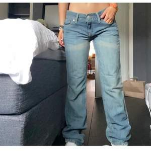 Lågmidjade Levis jeans