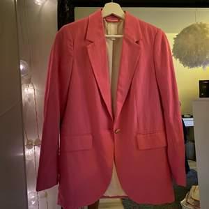 Frakt ingår i pris 💗 superfin rosa kavaj/blazer