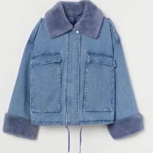 Slutsåld och populär H&M jacka i stl M/L. Först till kvarn från o med nu!