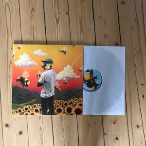 flower boy av tyler the creator vinyl, endast spelad ett fåtal gånger och frakten ingår i priset. skriv privat för frågor/fler bilder!