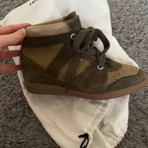 Isabel Marant sneakers i superfint skicka. Har kvitto, dustbag och kartong kvar ☺️