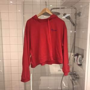 en oversized hoodie ifrån champion, aldrig använd så i bra skick! kan mötas upp i sthlm eller frakta (köparen står för frakten)🖤