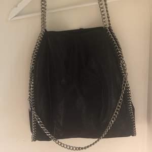 Säljer min snygga väska som är köpt i Danmark för 800 kr. Väskan är nästan helt oanvänd. Köparen står för frakten.😊