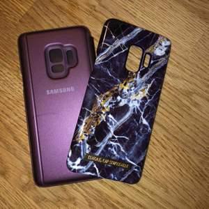 2 st skal till Samsung S8.  Säljes tillsammans.