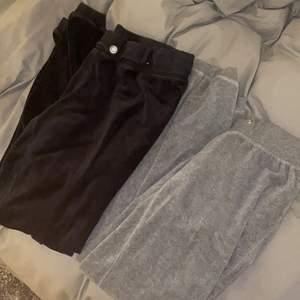 Säljer mina bekväma cubusmjukisbyxor. De svarta är i storlek M och de gråa storlek S. Båda är i bra skick. Ett par för 50 kronor & båda för 80.