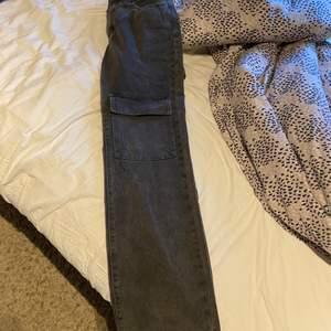 Gråa OANVÄNDA baggy jeans som jag råka beställa två par av, väldigt snygga