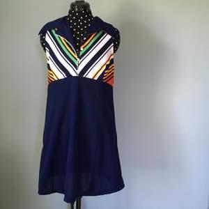Omsydd klänning, från 70-talet