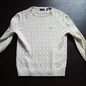 Fin stickad tröja från Gant.