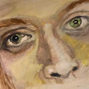 Intressekoll! Dom här tavlorna har jag målat och kan måla likadana/liknande efter beställning :) I olika färger etc. Målar efter beställning, gör allt, målar av er, porträtt, annat önskar motiv, vad ni vill.