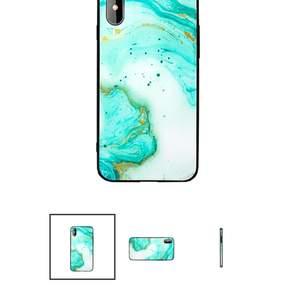 Helt ny  Design i härdat glas, stöttålig, tunn och skyddar mobilen mot repor, stötar, slag och smuts kompromisslöst.   - Förstklassigt stötsäkert skal iTPU med ett lyxigt mönster förIphone x och xs - Skyddar din mobil mot vardagliga stötar och repor - Snyggt och lätt skal som inte påverkar smidigheten - Perfekt utskärning säkerställer bekväm vardaglig användning av mobilen - Sidoknappar är täckta för extra skydd mot smuts - 0.8 mm smalt  Nypris 249 +24 frakt = 273kr Mitt pris 200 + 11 frakt = 211kr