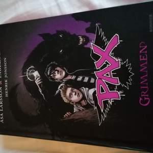 Pax - Grimmen. 10kr+frakt😊😊