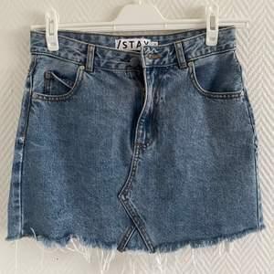 Jeans kjol i stl XS💙 från carlings