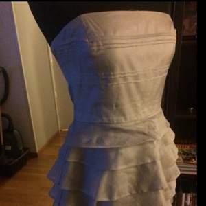 Zara klänning stl:36