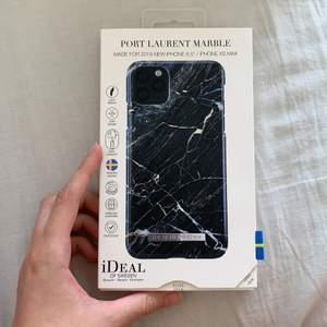 Aldrig använt! Skal till iPhones nyare modeller som är stl max. Passar till iPhone xs Max men skalet är till iPhone 11 Max! Snyggt mönster på!