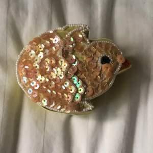 Ask med paljetter att ha smycken i t.ex. GRATIS FRAKT