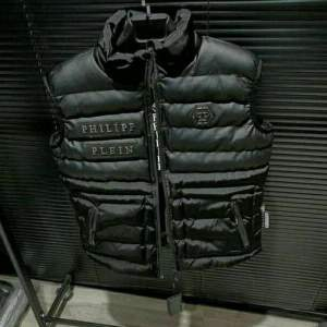 New with tags Philipp Plein Black Vest size Small. Ship from Europe. PayPal payment