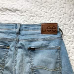 Vintage lee jeans i storlek W28 L34, för långa för mig som är 165. 250kr + frakt 💕