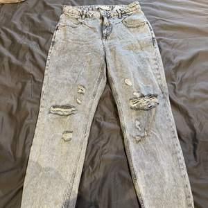 Jeans från zara. Fina jeans som tyvärr är för små för mig!