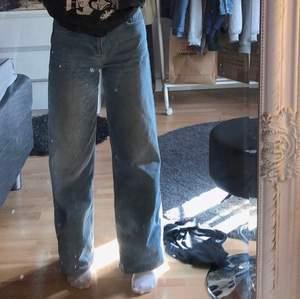 Säljer även dessa junkyard jeansen i mörkare blå :) (även dessa är i storlek 25 och storleksguide finns på junkyards hemsida) ✨OM MAN KÖPER FLER JEANS I SAMMA KÖP KAN PRIS DISKUTERAS✨