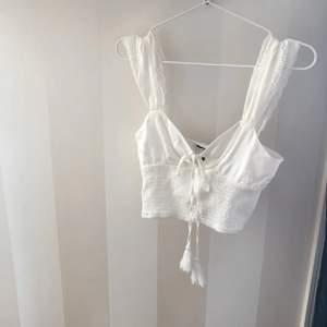 Jättefint linne till sommarn! Endast testad så är som ny :)