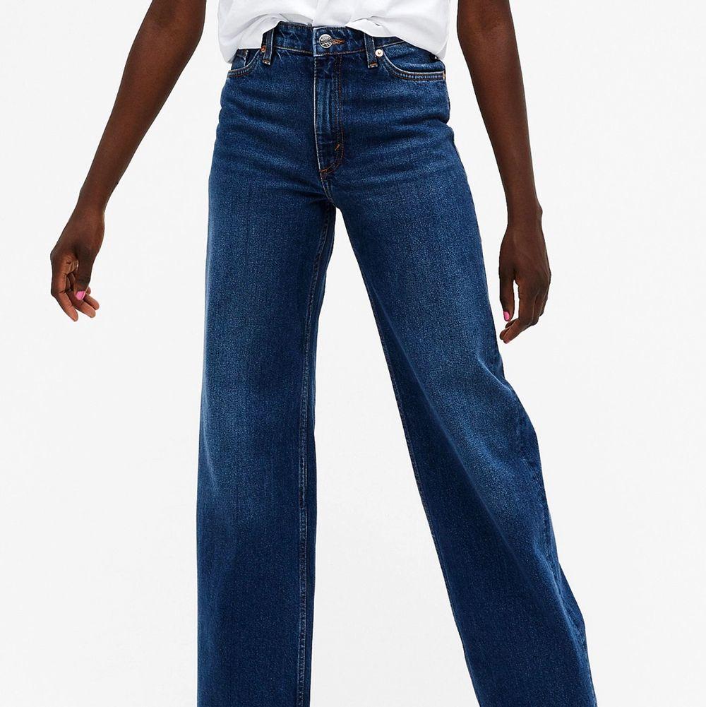 Köpta på plick men visade sig vara för små. Frakt betalar du ❤️. Jeans & Byxor.