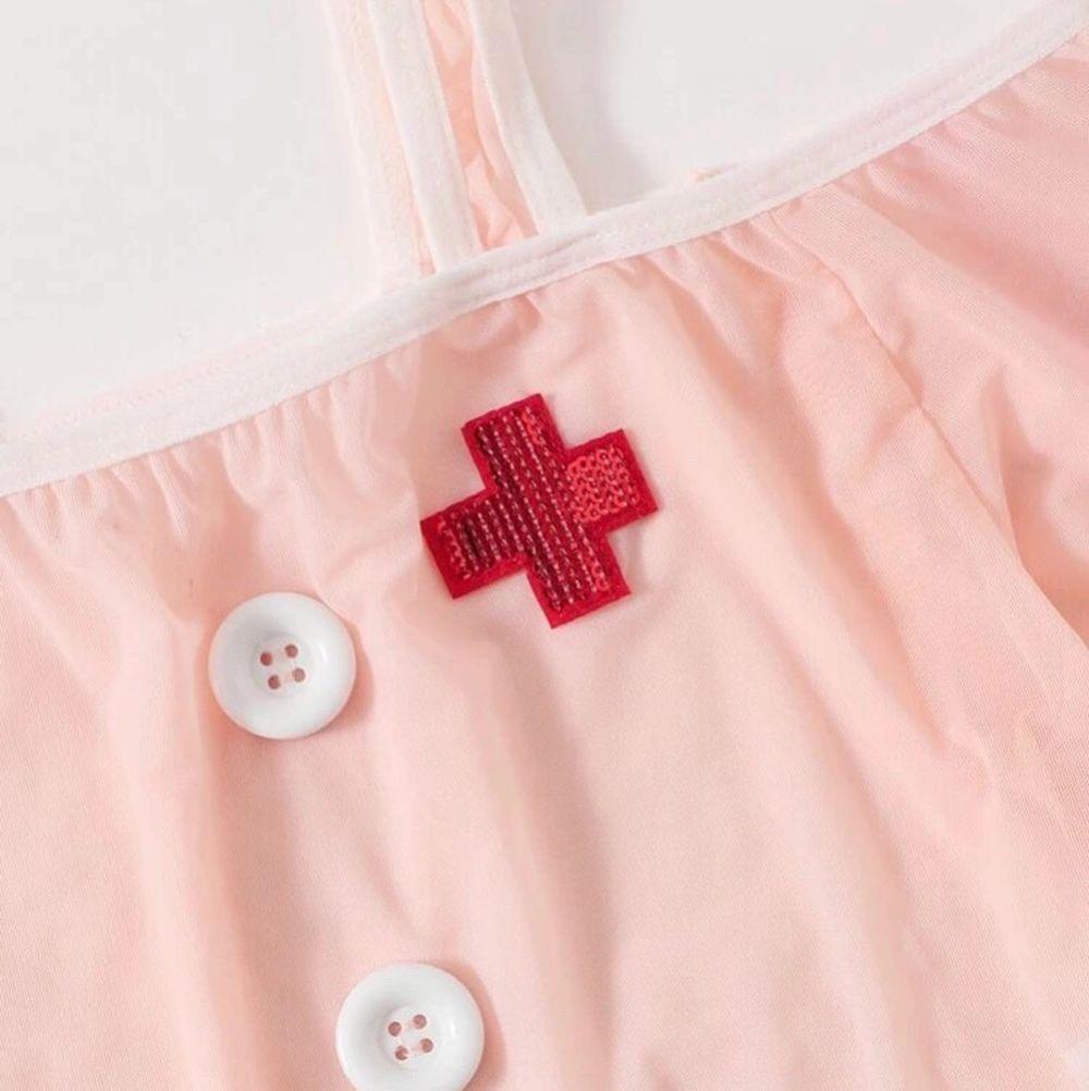 NY! Slutsåld sjuksköterska lingerie (utan trosa), från shein i xs! Original pris 99:-. Övrigt.