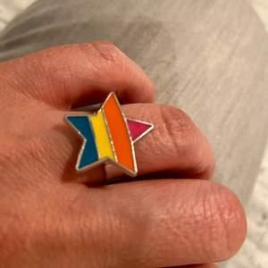 Ny ring som man kan justera , pris inkl frakten