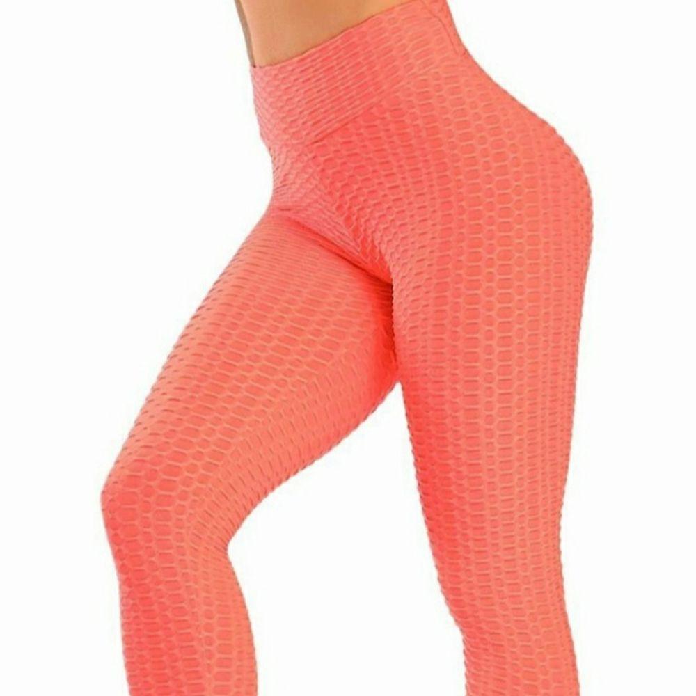 Tiktok leggings helt oanvända, säljer pga fel storlek. Pris kan diskuteras!  Nypris 250. Jeans & Byxor.