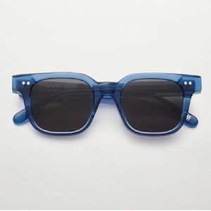 Säljer mina jättefina Chimi glasögon i 004 blå!!💞 Jättefina men får ingen användning tyvärr. Buda i kommentarerna!!❤️