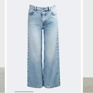 Snygga jeans från Bik bok. Storleken är 26