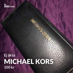 Ej äkta plånbok