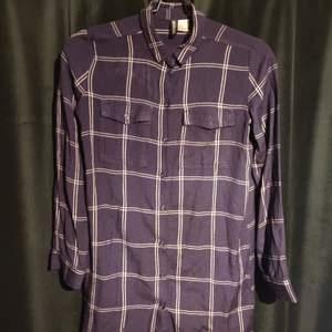 Lång H&M divided skjorta