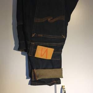 Aldrig använda nudie jeans.
