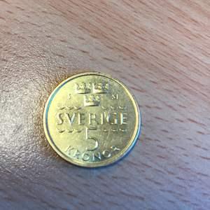 5 Svenska Kronor