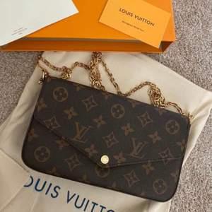 Kund bild Louis Vuitton väska pris 1499kr