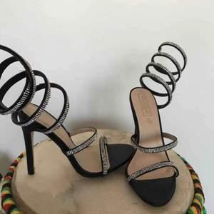 New spiral heels