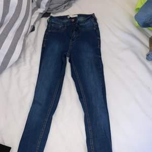 För små jeans som sitter jätte fint.