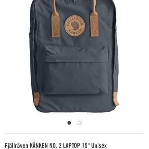 Säljer min fjällräven kånken laptop ryggsäck! En superbekväm, smidig och rymlig ryggsäck med laptop-fack❤️ Köptes för 1799kr på Naturkompaniet! Priset kan diskuteras.
