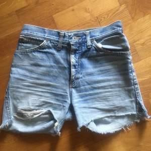 Vintage lee shorts storlek 26