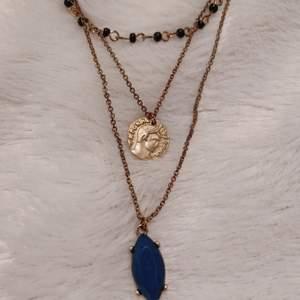 Super vackert halsband 🤍 som nytt 🤍 aldrig använt 🤍 köparen står för frakten