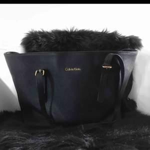 Någon som har en By Malene Birger väska och vill byta mot en äkta Calvin Klein väska som är mer än tre gånger värd då den är inköpt för 4999kr
