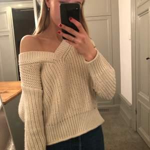 Denna snygga tröja är nu till salu! Har används lite så är i bra skick. Köptes på zara och är i storlek XS men skulle säga att den passar S också! Pris kan diskuteras❤️