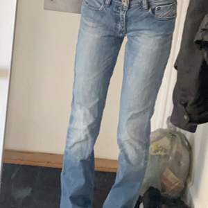 Lågmidjade jeans baggy