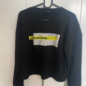 Sweatshirt från Gina Tricot, storlek S