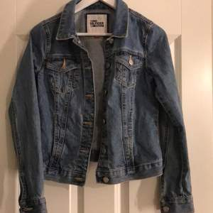 Jeans jacka från Tommy hilfiger