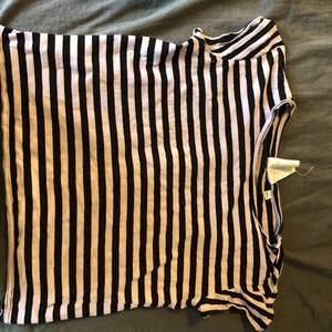 Randig tshirt