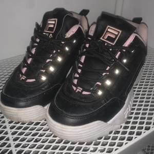 Bra skick fila skor